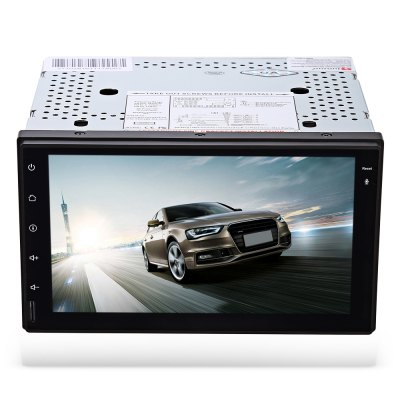 Junsun R167A Car DVD Player 7.0 inchCar DVD Player<br>Junsun R167A Car DVD Player 7.0 inch<br><br>Apply To Car Brand: Universal<br>Brand: Junsun<br>FLASH (internal storage): 16GB<br>Media Format: MP3, MP4, SVCD, VCD, WMA, WMV, DVD, DIVX, CD<br>Model: R167A<br>OSD Language: Arabic,English,etc,French,German,Hebrew,Italian,Polish,Portuguese,Russian,Spanish,Turkish<br>Package Contents: 1 x R167A Car DVD Player, 1 x GPS Antenna, 1 x Power Cable, 2 x Installation Chip, 4 x Screw, 1 x Cell Lithium Metal Battery, 1 x English User Manual<br>Package size (L x W x H): 25.00 x 23.00 x 15.60 cm / 9.84 x 9.06 x 6.14 inches<br>Package weight: 2.0620 kg<br>Pre-loaded Maps: No<br>Product size (L x W x H): 17.80 x 17.00 x 10.00 cm / 7.01 x 6.69 x 3.94 inches<br>Product weight: 1.4710 kg<br>RAM (memory): DDR3 1GB<br>Screen size: 7inch<br>Screen type: Digital touch screen<br>Type: 2-DIN