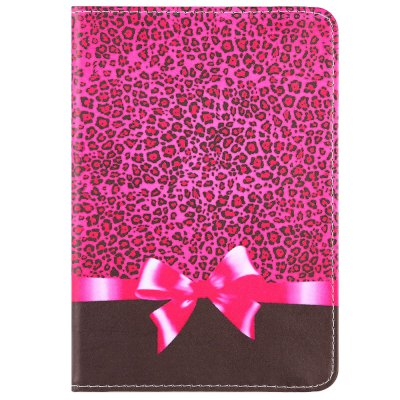 SZKINSTON Leopard Bow Style Protective Case for 7 / 8 inch Tablet PCTablet Accessories<br>SZKINSTON Leopard Bow Style Protective Case for 7 / 8 inch Tablet PC<br><br>Accessory type: Tablet Protective Case<br>Features: Dirt-resistant, Full Body Cases<br>For: Tablet PC<br>Material: PU Leather<br>Package Contents: 1 x Tablet Protective Case<br>Package size (L x W x H): 21.30 x 15.20 x 3.20 cm / 8.39 x 5.98 x 1.26 inches<br>Package weight: 0.167 kg<br>Product size (L x W x H): 20.30 x 14.20 x 2.20 cm / 7.99 x 5.59 x 0.87 inches<br>Product weight: 0.162 kg<br>Style: Cartoon, Cute