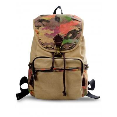 Douguyan 12L BackpackWomens Bags<br>Douguyan 12L Backpack<br><br>Brand: Douguyan<br>Color: Light Brown<br>Material: Canvas<br>Package Size(L x W x H): 30.00 x 10.00 x 40.00 cm / 11.81 x 3.94 x 15.75 inches<br>Package weight: 0.680 kg<br>Packing List: 1 x Douguyan Backpack<br>Product Size(L x W x H): 25.00 x 13.00 x 37.00 cm / 9.84 x 5.12 x 14.57 inches<br>Product weight: 0.635 kg<br>Style: Casual