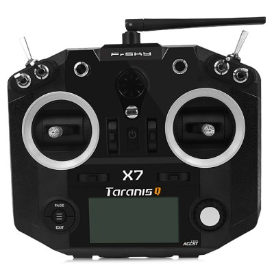 Special price for FrSky TARANIS Q X7 2.4GHz 7CH Transmitter  -  BLACK