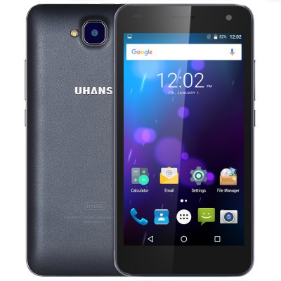 UHANS H5000 Android 6.0 5.0 inch 4G Smartphone