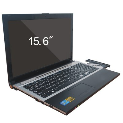 DEEQ A156 4G 500G 15.6 inch NotebookLaptops<br>DEEQ A156 4G 500G 15.6 inch Notebook<br><br>3.5mm Headphone Jack: Yes<br>AC adapter: 100-240V / 19V 4.74A<br>Battery Type: 7.4V / 5000mAh<br>Brand: DEEQ<br>Caching: 2MB<br>Camera type: Single camera<br>CD Driver Type: DVDRW<br>Charger: 1<br>Core: 2.0GHz, Quad Core<br>CPU: Intel Celeron J1900<br>CPU Brand: Intel<br>CPU Series: Intel Celeron<br>DC Jack: Yes<br>Detachable Battery: 1<br>Display Ratio: 16:9<br>Front camera: 0.3MP<br>Graphics Chipset: Intel HD Graphics<br>Graphics Type: Integrated Graphics<br>Hard Disk Memory: 500G<br>LAN Card: Yes<br>MIC: Supported<br>Microphone jack: Yes<br>Model: A156 4G 500G<br>Notebook: 1<br>OS: DOS<br>Package size: 43.80 x 29.80 x 9.80 cm / 17.24 x 11.73 x 3.86 inches<br>Package weight: 3.1500 kg<br>Power Consumption: 10W<br>Process Technology: 22nm<br>Product size: 37.30 x 25.00 x 2.60 cm / 14.69 x 9.84 x 1.02 inches<br>Product weight: 2.4000 kg<br>RAM: 4GB<br>RAM Slot Quantity: One<br>RAM Type: DDR3<br>RJ45 connector: Yes<br>Rotational Speed: 5400R/M<br>Screen resolution: 1366 x 768<br>Screen size: 15.6 inch<br>Screen type: LED<br>SD Card Slot: Yes<br>Skype: Supported<br>Speaker: Supported<br>Standard HDMI Slot: Yes<br>Standby time: 3 hours<br>Threading: 4<br>Type: Notebook<br>USB Host: Yes (3 x USB Host)<br>VGA Slot: Yes<br>WIFI: 802.11 a/b/g wireless internet<br>WLAN Card: Yes<br>Youtube: Supported