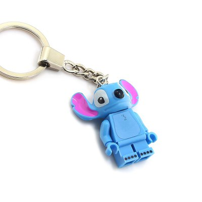 Anime Figure Style Key Chain Toy Hanging Decor