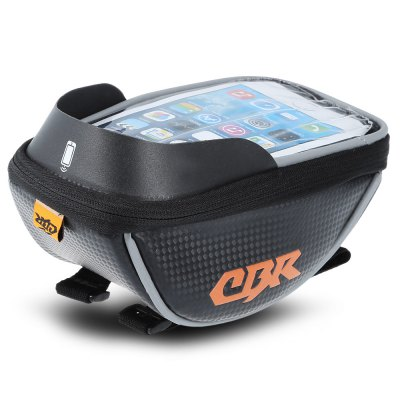 CBR 5.5 inch Bicycle Front Tube Bag