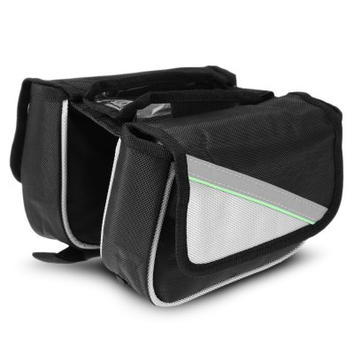 Bicycle Front Tube Bag