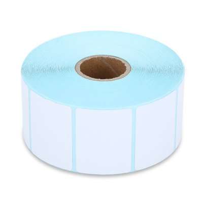 HPRT Price Label Thermal Paper 1250PCS 40 x 30mmStamps &amp; Bookmarks<br>HPRT Price Label Thermal Paper 1250PCS 40 x 30mm<br><br>Brand: HPRT<br>Features: Water-proof / Oil-proof / Alcohol-proof<br>Product weight: 0.237 kg<br>Package weight: 0.258 kg<br>Product size (L x W x H): 9.00 x 9.00 x 4.00 cm / 3.54 x 3.54 x 1.57 inches<br>Package size (L x W x H): 10.00 x 10.00 x 5.00 cm / 3.94 x 3.94 x 1.97 inches<br>Package Contents: 1 x Thermal Paper