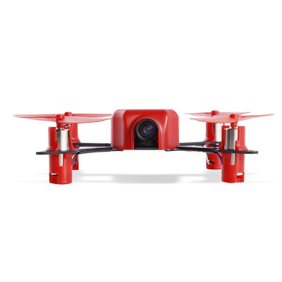LANTIAN LT105Pro Racing Drone - ARFMicro Brushed Racer<br>LANTIAN LT105Pro Racing Drone - ARF<br><br>Battery (mAh): 500mAh<br>Compatible Propeller Sizes: 60mm<br>Package Contents: 1 x LT105Pro Racing Drone ( Frame, Motor, Camera, Propeller are Included ), 1 x 500mAh Lithium-ion Battery, 1 x Charging Cable, 4 x Standby Propeller, 4 x Rubber Band, 1 x Screwdriver<br>Package size (L x W x H): 12.00 x 12.00 x 5.00 cm / 4.72 x 4.72 x 1.97 inches<br>Package weight: 0.180 kg<br>Product size (L x W x H): 9.30 x 9.30 x 3.00 cm / 3.66 x 3.66 x 1.18 inches<br>Product weight: 0.040 kg<br>Sensor: CMOS<br>Size: Micro<br>Type: Frame Kit<br>Version: ARF<br>Video Resolution: 600TVL