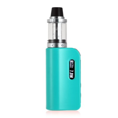 Original Smokjoy Air 50S Micro Kit with 7 - 50W for E CigaretteMod kits<br>Original Smokjoy Air 50S Micro Kit with 7 - 50W for E Cigarette<br><br>APV Mod Wattage: 50W<br>APV Mod Wattage Range: 31-50W<br>Atomizer Capacity: 2.0ml<br>Atomizer Resistance: 0.6 ohm<br>Atomizer Type: Clearomizer, Tank Atomizer<br>Battery Capacity: 1400mAh<br>Brand: SMOKJOY<br>Connection Threading of Atomizer: 510<br>Connection Threading of Battery: 510<br>Material: Zinc Alloy, Stainless Steel<br>Mod Type: VV/VW Mod, Temperature Control Mod<br>Model: Air 50S Micro<br>Package Contents: 1 x Smokjoy Air 50W TC Mod, 1 x Smokjoy Air Clearomizer, 1 x Extra 0.6 ohm Coil, 1 x Extra Glass Tank, 1 x USB Cable, 1 x English User Manual<br>Package size (L x W x H): 13.00 x 10.00 x 3.00 cm / 5.12 x 3.94 x 1.18 inches<br>Package weight: 0.280 kg<br>Product size (L x W x H): 10.50 x 3.40 x 2.25 cm / 4.13 x 1.34 x 0.89 inches<br>Product weight: 0.200 kg<br>Temperature Control Range: 100 - 315 Deg.C / 212 - 600 Deg.F<br>Type: Mod Kit