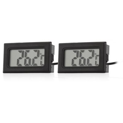 2PCS Digital Thermometer