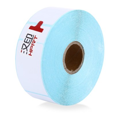 HPRT Price Label Thermal Paper 750PCS 30 x 50mmOffice Supplies<br>HPRT Price Label Thermal Paper 750PCS 30 x 50mm<br><br>Brand: HPRT<br>Package size: 20.00 x 15.00 x 4.00 cm / 7.87 x 5.91 x 1.57 inches<br>Package weight: 0.203 kg<br>Packing Contents: 1 x HPRT Set of Label Thermal Paper ( 750PCS )<br>Paper Size: 30 x 50mm<br>Product size: 9.00 x 9.00 x 3.00 cm / 3.54 x 3.54 x 1.18 inches<br>Product weight: 0.191 kg
