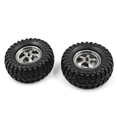 Original HBX Tire for 12891 Truck - 2pcs / setRC Car Parts<br>Original HBX Tire for 12891 Truck - 2pcs / set<br><br>Brand: HBX<br>Package Contents: 2 x Tire<br>Package size (L x W x H): 12.00 x 12.00 x 9.00 cm / 4.72 x 4.72 x 3.54 inches<br>Package weight: 0.1850 kg<br>Product weight: 0.1400 kg<br>Type: Tire