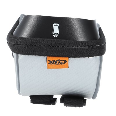 CBR Bike Front Tube BagBike Bags<br>CBR Bike Front Tube Bag<br><br>Color: Black,Silver<br>Emplacement: Front Tube,Handlebar<br>For: Unisex<br>Material: EVA<br>Package Contents: 1 x CBR Bike Front Tube Bag<br>Package Dimension: 18.00 x 11.00 x 10.00 cm / 7.09 x 4.33 x 3.94 inches<br>Package weight: 0.160 kg<br>Product Dimension: 17.00 x 10.00 x 9.00 cm / 6.69 x 3.94 x 3.54 inches<br>Product weight: 0.125 kg<br>Suitable for: Touring Bicycle, Electric Bicycle, Fixed Gear Bicycle, Mountain Bicycle, Road Bike, Cross-Country Cycling