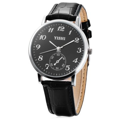 YISHI 866 Male Quartz Watch