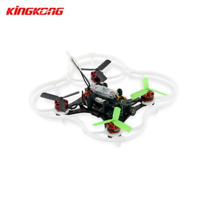 KingKong 90GT 90mm Mini Brushless FPV Racing Drone - BNF