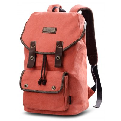Douguyan 25.7L Canvas Backpack