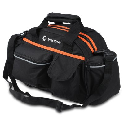 INBIKE Multifunctional Bicycle Rear Rack Bag
