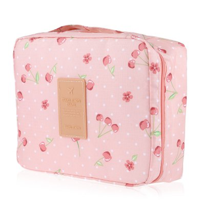 Water-resistant 5L Travel Storage Bag Makeup Washing Pouch