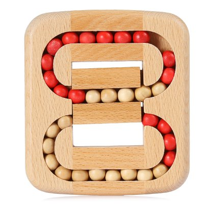 Classic Maze Style Unlock Puzzle Toy Wooden 3D JigsawOther Educational Toys<br>Classic Maze Style Unlock Puzzle Toy Wooden 3D Jigsaw<br><br>Completeness: Finished Goods<br>Gender: Unisex<br>Materials: Other, Wood<br>Package Contents: 1 x Wooden Puzzle<br>Package size: 13.50 x 12.00 x 3.00 cm / 5.31 x 4.72 x 1.18 inches<br>Package weight: 0.167 kg<br>Product size: 12.00 x 11.00 x 2.00 cm / 4.72 x 4.33 x 0.79 inches<br>Product weight: 0.157 kg<br>Stem From: China<br>Theme: Other