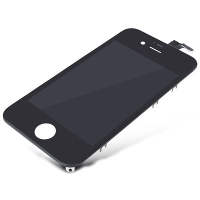 LeeHUR FHD Display Digitizer KitPhone LCD<br>LeeHUR FHD Display Digitizer Kit<br><br>Available Color: Black,White<br>Brand: LeeHUR<br>Compatible models: for iPhone 4S<br>For: Mobile phone<br>Package Contents: 1 x FHD Touch Screen, 1 x Sucker, 2 x Screwdriver, 1 x Pry Bar, 1 x PC Pad<br>Package size (L x W x H): 19.00 x 12.00 x 3.20 cm / 7.48 x 4.72 x 1.26 inches<br>Package weight: 0.187 kg<br>Product size (L x W x H): 11.40 x 5.70 x 0.70 cm / 4.49 x 2.24 x 0.28 inches<br>Product weight: 0.032 kg