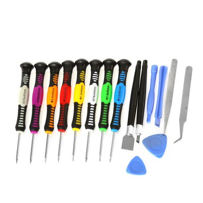 16 in 1 Screwdrivers Set Repair Opening Tool Kit