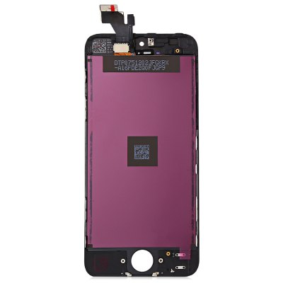 LeeHUR Screen Digitizer KitPhone LCD<br>LeeHUR Screen Digitizer Kit<br><br>Available Color: Black,White<br>Brand: LeeHUR<br>Compatible models: for iPhone 5<br>For: Mobile phone<br>Package Contents: 1 x FHD Touch Screen, 1 x Sucker, 2 x Screwdriver, 1 x Pry Bar, 1 x PC Pad<br>Package size (L x W x H): 19.00 x 12.00 x 3.20 cm / 7.48 x 4.72 x 1.26 inches<br>Package weight: 0.184 kg<br>Product size (L x W x H): 12.20 x 5.60 x 0.60 cm / 4.8 x 2.2 x 0.24 inches<br>Product weight: 0.030 kg