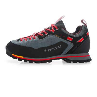 TANTU Hiking ShoesHiking Shoes<br>TANTU Hiking Shoes<br><br>Available Size: 39, 40, 41, 42, 43, 44, 45, 46<br>Brand: TANTU<br>Closure Type: Lace-Up<br>Color: Blue,Brown,Gray<br>Features: Breathable, Crashworthy, Durable, Shock-absorbing, Sweat-absorbing, Water Resistant, Anti-slip<br>Gender: Men<br>Highlights: Sweat Absorbing, Soft, Breathable<br>Package Contents: 1 x Pair of TANTU Hiking Shoes<br>Package size: 32.00 x 23.00 x 12.00 cm / 12.6 x 9.06 x 4.72 inches<br>Package weight: 1.200 kg<br>Product weight: 0.930 kg<br>Season: Winter, Autumn<br>Sole Material: Rubber<br>Type: Hiking Shoes<br>Upper Height: Middle