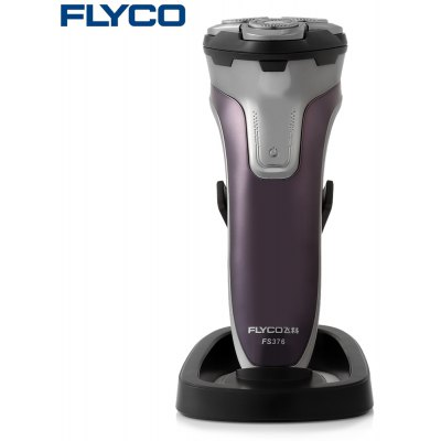 FLYCO FS376 Floating Washable Shaver Electric Razor