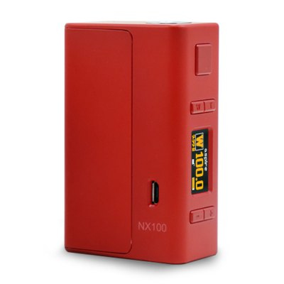 Оригинальный Aspire NX100 100W TC бокс мод
