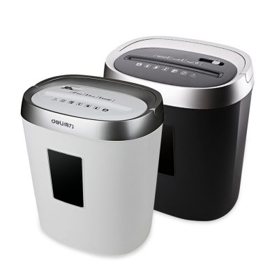 Deli 9929 Battery Powered Paper Shredder Office Supply от GearBest.com INT