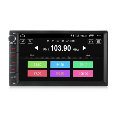 Ownice C500 OL - 7002F Android 6.0 Car Navigation with DVR