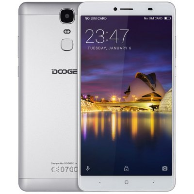 Doogee Y6 Max 4G Фаблет 3D Android 6.0