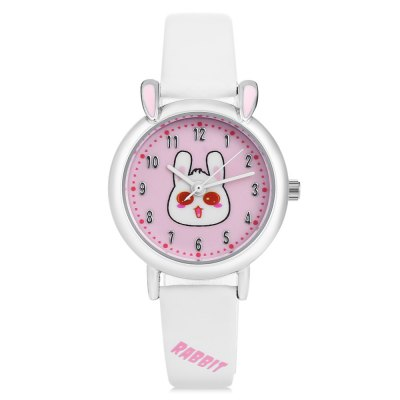 KEZZI K - 1593 Kid WatchKids Watches<br>KEZZI K - 1593 Kid Watch<br><br>Band material: Leather<br>Band size: 21.2 x 1.2 cm / 8.35 x 0.47 inches<br>Brand: Kezzi<br>Case material: Alloy<br>Clasp type: Pin buckle<br>Dial size: 2.8 x 2.8 x 0.7 cm / 1.1 x 1.1 x 0.28 inches<br>Display type: Analog<br>Movement type: Quartz watch<br>Package Contents: 1 x KEZZI K - 1593 Kid Watch<br>Package size (L x W x H): 22.20 x 3.80 x 1.70 cm / 8.74 x 1.5 x 0.67 inches<br>Package weight: 0.060 kg<br>Product size (L x W x H): 21.20 x 2.80 x 0.70 cm / 8.35 x 1.1 x 0.28 inches<br>Product weight: 0.019 kg<br>Shape of the dial: Round<br>Watch color: White, Rose Red, Pink, Purple, Blue<br>Watch style: Fashion, Lovely<br>Watches categories: Children table<br>Wearable length: 15 - 19.2 cm / 5.91 - 7.56 inches