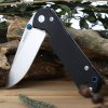 Sanrenmu LAND 910 Plus Liner Lock Pocket Folding Knife deal