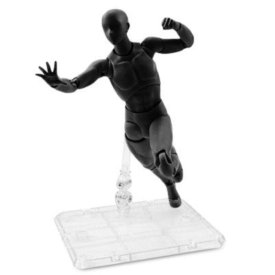 5.91 inch Action Figure Doll for Drawing Practice