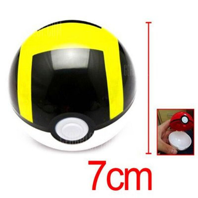 7cm Pokemon Ball Anime Action Figure Collection Toy Cosplay Prop 170622207