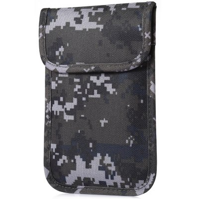 KELIMA Signal Shielding BagCases &amp; Leather<br>KELIMA Signal Shielding Bag<br><br>Color: Coffee,Gray,Yellow<br>Features: FullBody Cases, Pouches<br>Material: Nylon<br>Package Contents: 1 x Phone Pouch<br>Package size (L x W x H): 21.50 x 16.00 x 2.00 cm / 8.46 x 6.3 x 0.79 inches<br>Package weight: 0.068 kg<br>Product size (L x W x H): 17.00 x 11.50 x 0.80 cm / 6.69 x 4.53 x 0.31 inches<br>Product weight: 0.041 kg<br>Style: Modern, Pattern