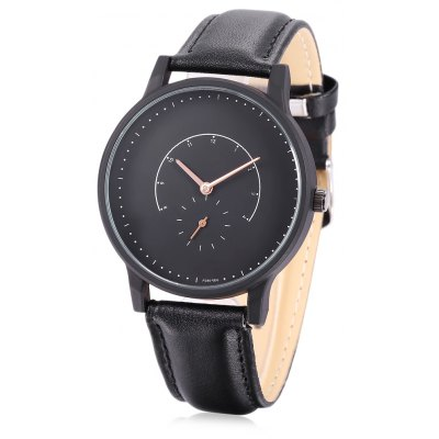 FEIFAN F086 - 68G Seconds Dial Men Quartz Watch