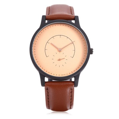 FEIFAN F086 - 68G Seconds Dial Men Quartz WatchMens Watches<br>FEIFAN F086 - 68G Seconds Dial Men Quartz Watch<br><br>Available Color: Black,Brown,White<br>Band material: Leather<br>Band size: 24.8 x 2 cm / 9.76 x 0.79 inches<br>Brand: FEIFAN<br>Case material: Alloy<br>Clasp type: Pin buckle<br>Dial size: 4.1 x 4.1 x 0.9 cm / 1.61 x 1.61 x 0.35 inches<br>Display type: Analog<br>Movement type: Quartz watch<br>Package Contents: 1 x FEIFAN F086 - 68G Men Quartz Watch<br>Package size (L x W x H): 25.80 x 5.10 x 1.90 cm / 10.16 x 2.01 x 0.75 inches<br>Package weight: 0.060 kg<br>Product size (L x W x H): 24.80 x 4.10 x 0.90 cm / 9.76 x 1.61 x 0.35 inches<br>Product weight: 0.020 kg<br>Shape of the dial: Round<br>Watch style: Fashion<br>Watches categories: Male table<br>Wearable length: 18 - 22.4 cm / 7.09 - 8.81 inches
