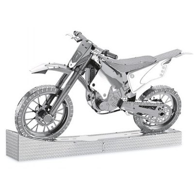 ZOYO 3D Metal Motorcycle Puzzle Toy