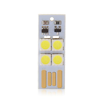 5PCS Mini 5V USB Lamp Light Module with Touch Switch