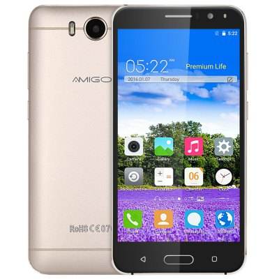 AMIGOO X18 3G Phablet 5.5 inch Android 5.1