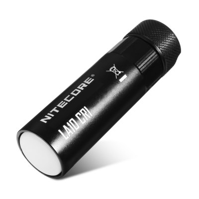NITECORE LA10 CRI LED Camping LightLED Flashlights<br>NITECORE LA10 CRI LED Camping Light<br><br>Battery Included or Not: No<br>Battery Quantity: 1<br>Battery Type: AA<br>Beam Distance: 0-50m<br>Body Material: Aluminium Alloy<br>Brand: Nitecore<br>Emitters: Nichia 219BT<br>Emitters Quantity: 1<br>Feature: Water Resistant, Tail Stand, Reverse Polarity Protection, Magnetic, Lightweight, Anti-Roll Rugged Design<br>Flashlight size: Mid size<br>Flashlight Type: Handheld<br>Function: Camping<br>Impact Resistance: 1.5M<br>Light color: Cool White<br>Light Modes: High,Low,Mid<br>Lumens Range: 1-200Lumens<br>Luminous Flux: 85LM<br>Max.: 23h<br>Model: LA10 CRI<br>Package Contents: 1 x NITECORE LA10 CRI LED Camping Light, 1 x Lanyard, 2 x O-ring, 1 x English Manual<br>Package size (L x W x H): 13.00 x 7.00 x 4.00 cm / 5.12 x 2.76 x 1.57 inches<br>Package weight: 0.0910 kg<br>Power Source: Battery<br>Product size (L x W x H): 7.85 x 2.20 x 2.20 cm / 3.09 x 0.87 x 0.87 inches<br>Product weight: 0.0410 kg<br>Waterproof Standard: IPX-6 Standard Waterproof<br>Working Voltage: 1.2V