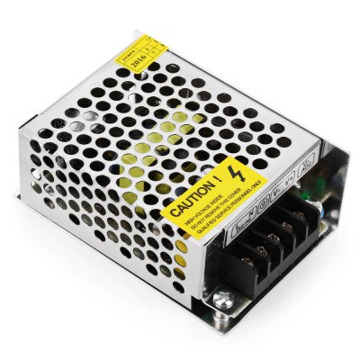 XSC 12V 2A Regulated Switching Power SupplyAccess Control<br>XSC 12V 2A Regulated Switching Power Supply<br><br>Brand: XSC<br>Package Contents: 1 x XSC Regulated Switching Power Supply<br>Package size (L x W x H): 10.00 x 8.00 x 5.00 cm / 3.94 x 3.15 x 1.97 inches<br>Package weight: 0.147 kg<br>Product size (L x W x H): 8.50 x 6.00 x 3.30 cm / 3.35 x 2.36 x 1.3 inches<br>Product weight: 0.122 kg