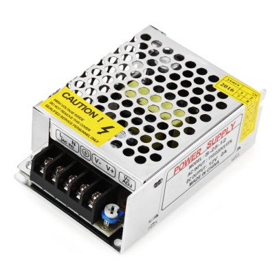 XSC 12V 2A Regulated Switching Power Supply