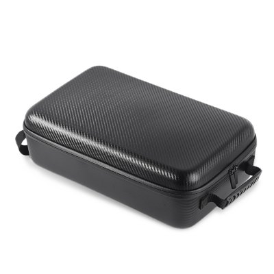 2-in-1 Carbon Grain Hardshell Suitcase BackpackRC Quadcopter Parts<br>2-in-1 Carbon Grain Hardshell Suitcase Backpack<br><br>Compatible with: DJI Mavic Pro<br>Package Contents: 1 x 2-in-1 Suitcase Backpack<br>Package size (L x W x H): 27.50 x 15.00 x 42.40 cm / 10.83 x 5.91 x 16.69 inches<br>Package weight: 1.4600 kg<br>Product size (L x W x H): 24.00 x 14.00 x 40.00 cm / 9.45 x 5.51 x 15.75 inches<br>Product weight: 1.0650 kg<br>Type: Backpack, Case