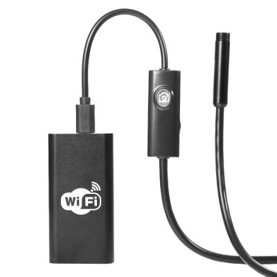 WE - 902M IP67 9mm Lens WiFi Wireless Endoscope Camera