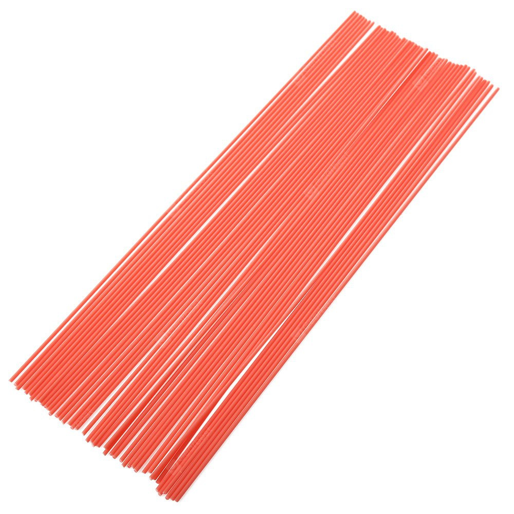 40PCS 1.75mm ABS Filament 3D Printing Supplies Material