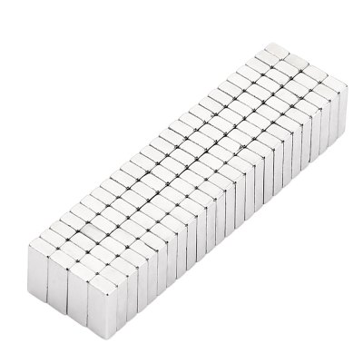 100pcs 8 x 3 x 2mm Round Magic Magnet