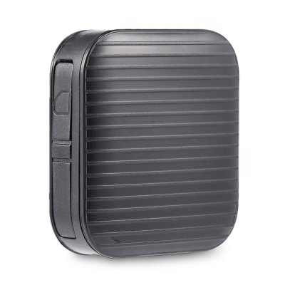 LEKEMI Mini GPS TrackerCar GPS Tracker<br>LEKEMI Mini GPS Tracker<br><br>Battery Capacity(mAh): 450mAh<br>Battery Type: Built-in Li-ion battery<br>Brand: LEKEMI<br>Languages support : English<br>Package Contents: 1 x LEKEMI Mini GPS Tracker, 1 x USB Cable, 1 x Hanging sling, 1 x English User Manual<br>Package size (L x W x H): 12.00 x 8.50 x 5.50 cm / 4.72 x 3.35 x 2.17 inches<br>Package weight: 0.121 kg<br>Power Cable Length: 74cm USB cable<br>Pre-loaded Maps: No<br>Product size (L x W x H): 4.00 x 3.80 x 1.00 cm / 1.57 x 1.5 x 0.39 inches<br>Product weight: 0.021 kg<br>Radar: Yes<br>Type: GPS, Tracker<br>Waterproof: No<br>Working Time: About 5 days