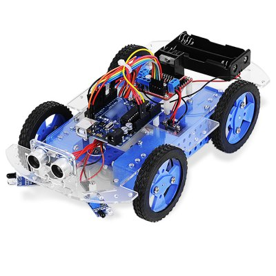 PXWG Vehicle Style Electric Powered Puzzle